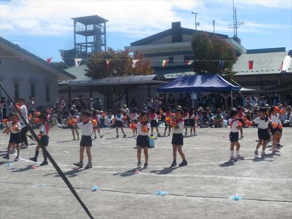 運動会㉖年中バルーン